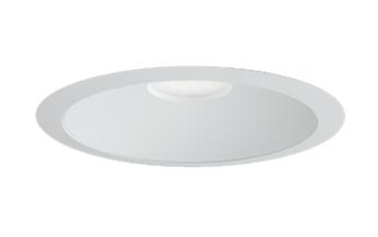 三菱電機 施設照明LEDベースダウンライト MCシリーズ クラス25099° φ150 反射板枠(白色コーン 遮光15°)電球色 高演色タイプ 固定出力 水銀ランプ100形相当EL-D04/3(250LH) AHN