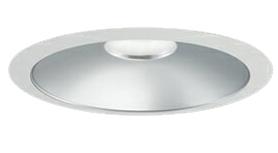 三菱電機 施設照明LEDベースダウンライト MCシリーズ クラス20097° φ150 反射板枠(銀色コーン 遮光15°)昼白色 省電力タイプ 固定出力 FHT42形相当EL-D05/3(201NS) AHN