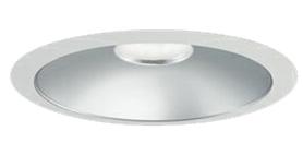 三菱電機 施設照明LEDベースダウンライト MCシリーズ クラス20097° φ150 反射板枠(銀色コーン 遮光15°)白色 一般タイプ 固定出力 FHT42形相当EL-D05/3(201WM) AHN