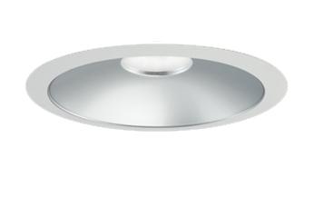 三菱電機 施設照明LEDベースダウンライト MCシリーズ クラス25097° φ150 反射板枠(銀色コーン 遮光15°)白色 高演色タイプ 固定出力 水銀ランプ100形相当EL-D05/3(250WH) AHN