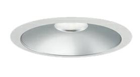 三菱電機 施設照明LEDベースダウンライト MCシリーズ クラス25097° φ150 反射板枠(銀色コーン 遮光15°)昼白色 省電力タイプ 連続調光 水銀ランプ100形相当EL-D05/3(251NS) AHZ