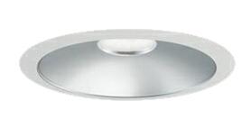 三菱電機 施設照明LEDベースダウンライト MCシリーズ クラス25097° φ150 反射板枠(銀色コーン 遮光15°)温白色 一般タイプ 連続調光 水銀ランプ100形相当EL-D05/3(251WWM) AHZ