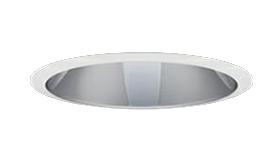 三菱電機 施設照明LEDベースダウンライト MCシリーズ クラス6037° φ125 反射板枠(グレアソフト 銀色コーン 遮光45°)電球色 一般タイプ 固定出力 FHT16形相当EL-D10/2(06127M) AHN