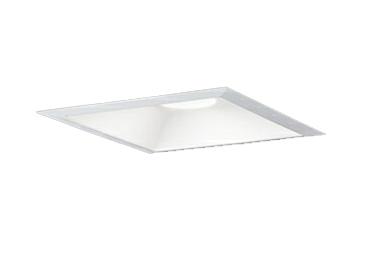 三菱電機 施設照明LEDベースダウンライト MCシリーズ クラス6099° □150 反射板枠(角形)温白色 一般タイプ 連続調光 FHT16形相当EL-D11/3(061WWM) AHZ