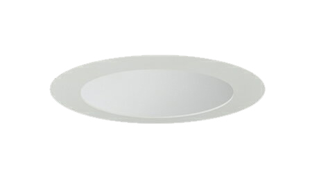 三菱電機 施設照明LEDベースダウンライト MCシリーズ クラス20098° φ175 反射板枠(リニューアル対応 白色コーン 遮光15°)昼白色 一般タイプ 連続調光 FHT42形相当EL-D14/4(201NM) AHZ