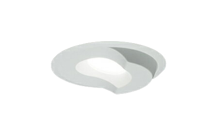 三菱電機 施設照明LEDベースダウンライト MCシリーズ クラス60φ125 反射板枠(ウォールウォッシャ)温白色 一般タイプ 連続調光 FHT16形相当EL-D16/2(061WWM) AHZ