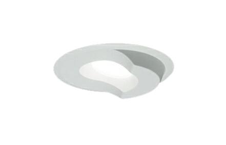 三菱電機 施設照明LEDベースダウンライト MCシリーズ クラス150φ125 反射板枠(ウォールウォッシャ)白色 一般タイプ 固定出力 FHT32形相当EL-D16/2(151WM) AHN