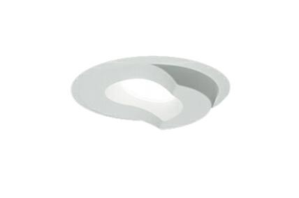 三菱電機 施設照明LEDベースダウンライト MCシリーズ クラス250φ125 反射板枠(ウォールウォッシャ)白色 一般タイプ 固定出力 水銀ランプ100形相当EL-D16/2(251WM) AHN