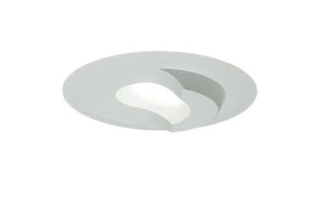 三菱電機 施設照明LEDベースダウンライト MCシリーズ クラス150φ150 反射板枠(ウォールウォッシャ)昼白色 一般タイプ 連続調光 FHT32形相当EL-D17/3(151NM) AHZ