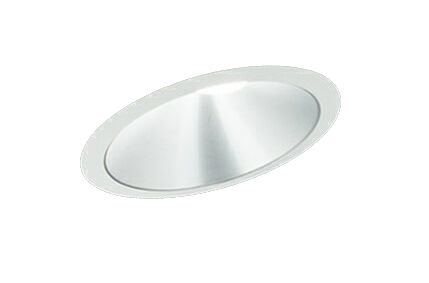 三菱電機 施設照明LEDベースダウンライト MCシリーズ クラス60φ150 反射板枠(傾斜天井用)電球色 一般タイプ 連続調光 FHT16形相当EL-D18/3(06127M) AHZ