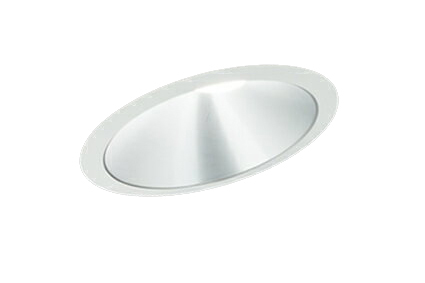 三菱電機 施設照明LEDベースダウンライト MCシリーズ クラス150φ150 反射板枠(傾斜天井用)温白色 一般タイプ 固定出力 FHT32形相当EL-D18/3(151WWM) AHN