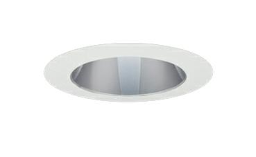 三菱電機 施設照明LEDベースダウンライト MCシリーズ クラス25037° φ150 反射板枠(グレアソフト 銀色コーン 遮光45°)温白色 一般タイプ 固定出力 水銀ランプ100形相当EL-D21/3(251WWM) AHN