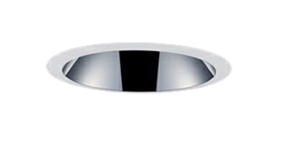 三菱電機 施設照明LEDベースダウンライト MCシリーズ クラス25049° φ100 反射板枠(深枠タイプ 鏡面コーン 遮光30°)昼白色 省電力タイプ 固定出力 水銀ランプ100形相当EL-D23/1(251NS) AHN