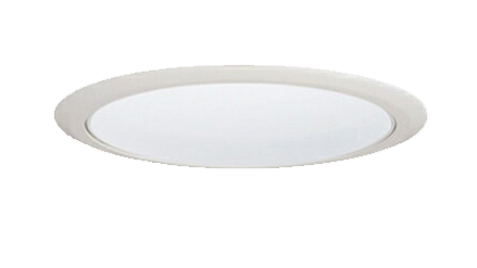 三菱電機 施設照明LEDベースダウンライト 昼白色 連続調光クラス550(FHT42形×3灯器具相当)98° φ300(白色コーン)EL-D5525NS/7W AHTZ