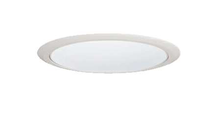 三菱電機 施設照明LEDベースダウンライト 白色 連続調光クラス900(HID150形器具相当)88° φ200(白色コーン)EL-D9009WM/5W AHTZ