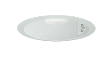 三菱電機 施設照明LEDベースダウンライト MCシリーズ クラス6099° φ150 反射板枠(人感センサタイプ 白色コーン)昼白色 一般タイプ 固定出力 FHT16形相当EL-DS00/3(061NM) AHN