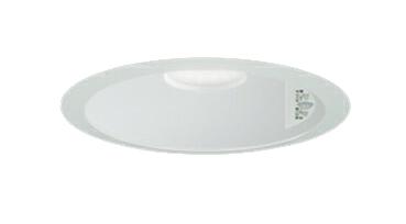 三菱電機 施設照明LEDベースダウンライト MCシリーズ クラス10099° φ150 反射板枠(人感センサタイプ 白色コーン)温白色 一般タイプ 固定出力 FHT24形相当EL-DS00/3(101WWM) AHN