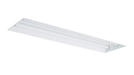 三菱電機 施設照明直管LEDランプ搭載ベースライト埋込形LDL40 300幅 オプション取付可能タイプファインベース2灯用 非調光タイプ 2500lmクラスランプ付(昼白色)EL-LFB45122B AHN(25N5)