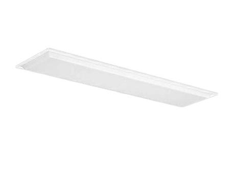 EL-LFY4562A AHX(34N3A)LDL40 300幅 ペン皿カバータイプ2灯用 連続調光対応 3400lmクラスランプ付(昼白色)直管LEDランプ搭載ベースライト 埋込形三菱電機 施設照明