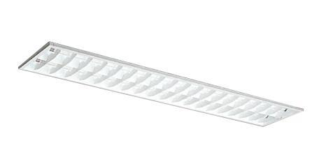 EL-LYB4252B AHN(34N3A)LDL40 220幅 遮光制御タイプ2灯用 マルチファイン非調光タイプ 3400lmクラスランプ付(昼白色)直管LEDランプ搭載ベースライト 埋込形三菱電機 施設照明