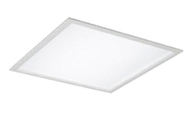 三菱電機 施設照明LEDスクエアベースライト 一体形□450 埋込形(乳白カバータイプ)クラス450 FHP32形×3灯器具相当温白色 連続調光(信号制御)EL-SK4512WW/4 AHTZ