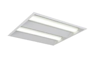 三菱電機 施設照明LEDスクエアベースライト 一体形□600 埋込形(下面開放タイプ)クラス600 FHP32形×3灯器具相当ダクト回避形 白色 連続調光(信号制御)EL-SK6010W/5 AHTZ
