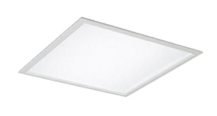 三菱電機 施設照明LEDスクエアベースライト 一体形□600 埋込形(乳白カバータイプ)クラス750 FHP45形×3灯器具相当白色 連続調光(信号制御)EL-SK7512W/5 AHTZ