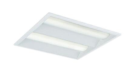 三菱電機 施設照明LEDスクエアベースライト 一体形□450 埋込形(下面開放タイプ)クラス800 FHP32形×4灯器具相当ダクト回避形 白色 連続調光(信号制御)EL-SK8010W/4 AHTZ