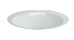 三菱電機 施設照明LEDベースダウンライト MCシリーズ クラス15099° φ150 反射板枠(軒下用 白色コーン)昼白色 一般タイプ 固定出力 FHT32形相当EL-WD01/3(151NM) AHN