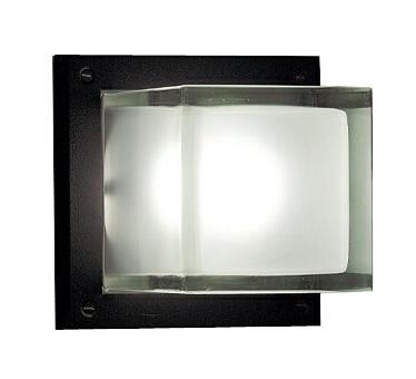 遠藤照明 施設照明LEDアウトドアブラケットライト STYLISH LEDZシリーズフロストクリプトン球40W相当 電球色 非調光ERB6169H