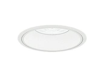 遠藤照明 施設照明LEDベースダウンライト 浅型白コーンARCHIシリーズ 超広角配光62° セラメタ70W相当 3000タイプPWM信号制御調光 電球色ERD4372W-P