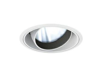 遠藤照明 施設照明LEDユニバーサルダウンライト ARCHIシリーズ 1400タイプCDM-T 70W器具相当 狭角配光(反射板制御)9°非調光 アパレルホワイト Ra95 電球色ERD4470W