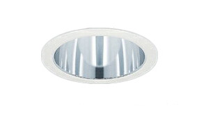 遠藤照明 施設照明LEDベースダウンライト 鏡面コーン Mid Powerシリーズ 2000タイプ FHT32W×2灯相当超広角配光67° 非調光 ナチュラルホワイトERD5646S