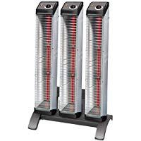 ダイキン 遠赤外線暖房機 セラムヒート工場・作業場用 床置スリム形トリプルタイプ 4.5kW 三相200VERK45NM