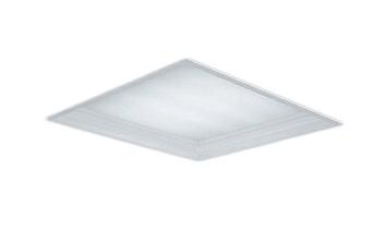 遠藤照明 施設照明LEDデザインベースライト TWIN TUBEシリーズ本体のみ 埋込□600 下面乳白パネル形 非調光ERK9044W