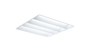 遠藤照明 施設照明LEDスクエアベースライト TWIN TUBEシリーズ本体のみ 埋込□600 下面開放 非調光ERK9056W