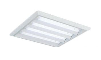 遠藤照明 施設照明LEDスクエアベースライト TWIN TUBEシリーズ本体のみ 埋込・直付兼用□680 非調光下面開放 Cチャンネル回避型ERK9064W