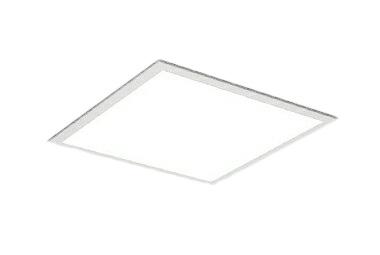 遠藤照明 施設照明LEDスクエアベースライト FLATBASEシリーズ埋込□600 下面乳白パネル形FHP45W×4灯相当調光/非調光兼用型 アパレルホワイト3500KERK9747W