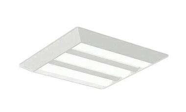 遠藤照明 施設照明LEDスクエアベースライト SDシリーズ直付 下面解放形FHP45W×4灯相当調光/非調光兼用型 アパレルホワイト4200KERK9782W