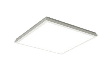遠藤照明 施設照明LEDスクエアベースライト FLATBASEシリーズ直付 下面乳白パネル形FHP45W×4灯相当調光/非調光兼用型 アパレルホワイト3500KERK9858W