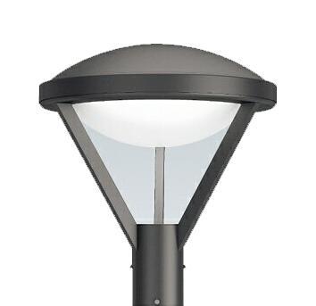 遠藤照明 施設照明LEDアウトドアライト ポール灯灯体のみ 8000lmタイプ 非調光 昼白色ERL8170H