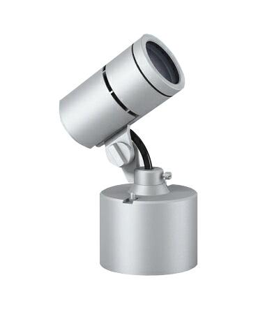 遠藤照明 施設照明LEDアウトドアスポットライト Rsシリーズ Rs-516° 12V φ50省電力マイクロハロゲン球75W形50W器具相当 非調光 電球色ERS3138SB