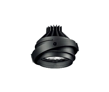 遠藤照明 施設照明LEDユニバーサルダウンライト ARCHIシリーズムービングジャイロシステム 灯体ユニットCDM-TC 70W相当 広角配光37° Rs-12非調光 Ra85 ナチュラルホワイトERS3988B