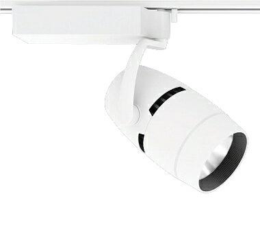 遠藤照明 施設照明LEDスポットライト ARCHIシリーズ1400タイプ 狭角配光(反射板制御)8°非調光 アパレルホワイト 電球色ERS4453WA