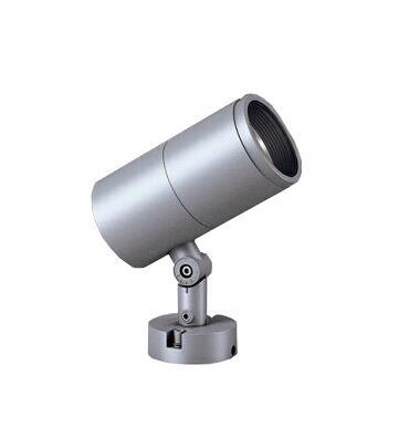 遠藤照明 施設照明LEDアウトドアスポットライト DUAL-MシリーズD140 CDM-R35W相当非調光 狭角配光9° ナチュラルホワイトERS5255S