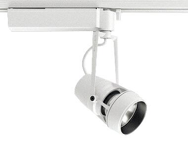 遠藤照明 施設照明LEDスポットライト DUAL-Sシリーズ D140セラメタプレミアS35W相当 狭角配光12°位相制御調光 アパレルホワイトe 電球色ERS5501W