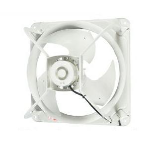 三菱電機 産業用有圧換気扇低騒音形 3相200-220V工場・作業場・倉庫用【排気専用】EWF-50FTA