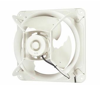 ●三菱電機 産業用有圧換気扇低騒音形 400V級場所用【排気専用】EWF-50FTA40A