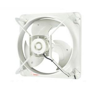 三菱電機 産業用有圧換気扇低騒音形 3相200-220V工場・作業場・倉庫用【給気専用】EWG-50ETA-Q