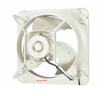 ●三菱電機 産業用有圧換気扇低騒音形 400V級場所用【給気専用】EWG-60FTA40A-Q